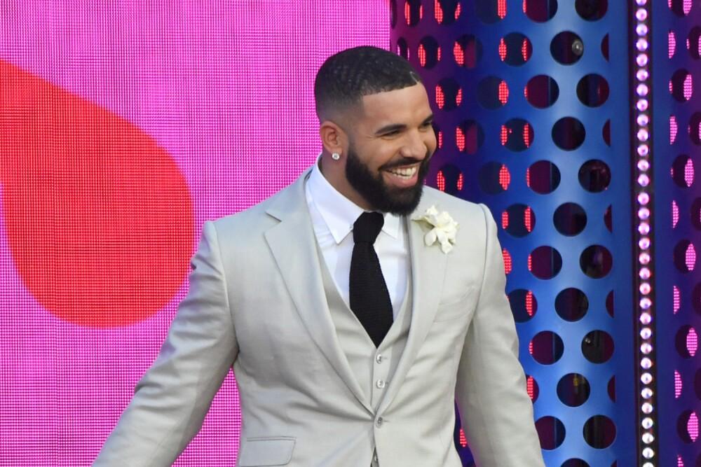 Drake en los Billboard Music Awards 2021