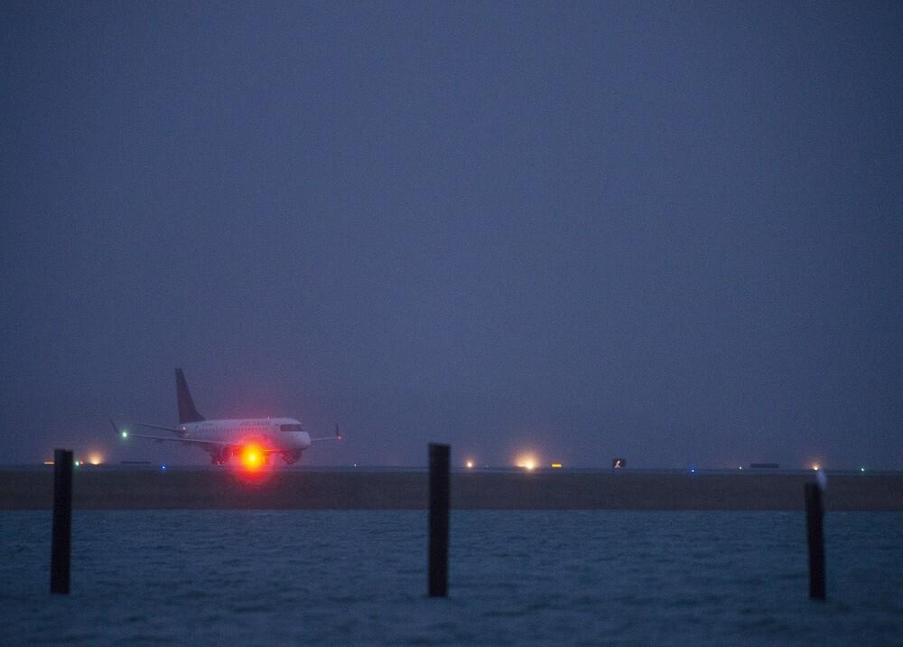 352298_BLU Radio. Avión aterrizando / Foto: AFP