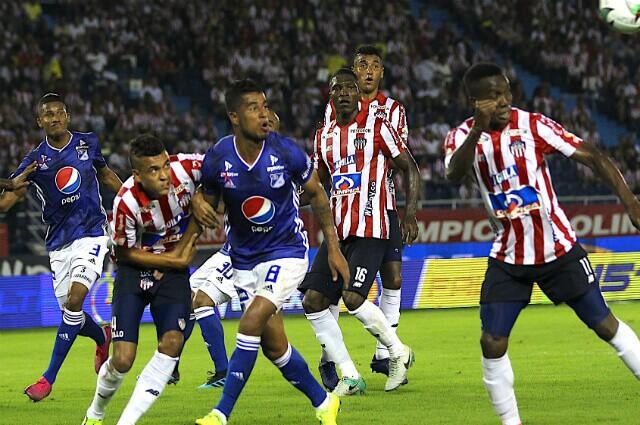 323348_Junior vs Millonarios