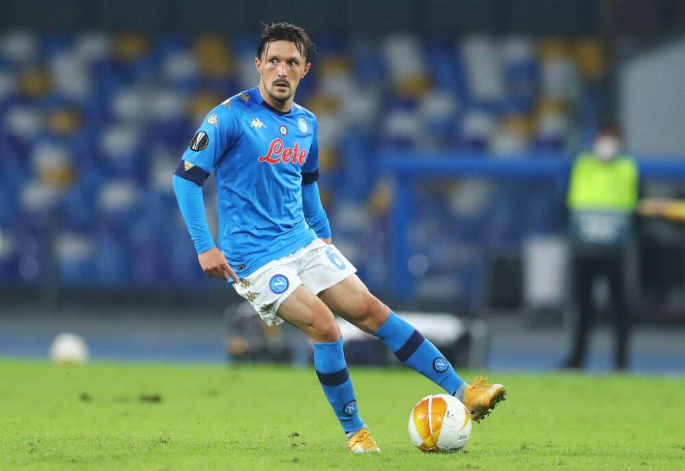SSC Napoli v AZ Alkmaar: Group F - UEFA Europa League
