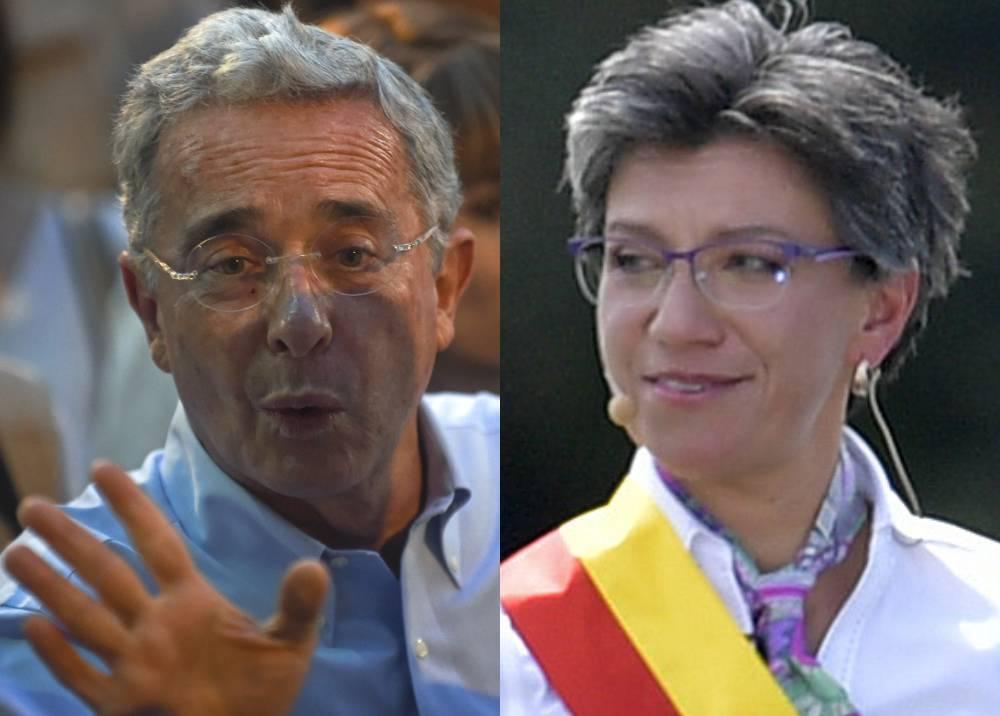 Álvaro Uribe - Claudia López.jpeg