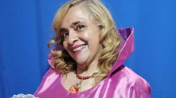 Inés Prieto, interpretó a doña Hortensia en Pasión de Gavilanes