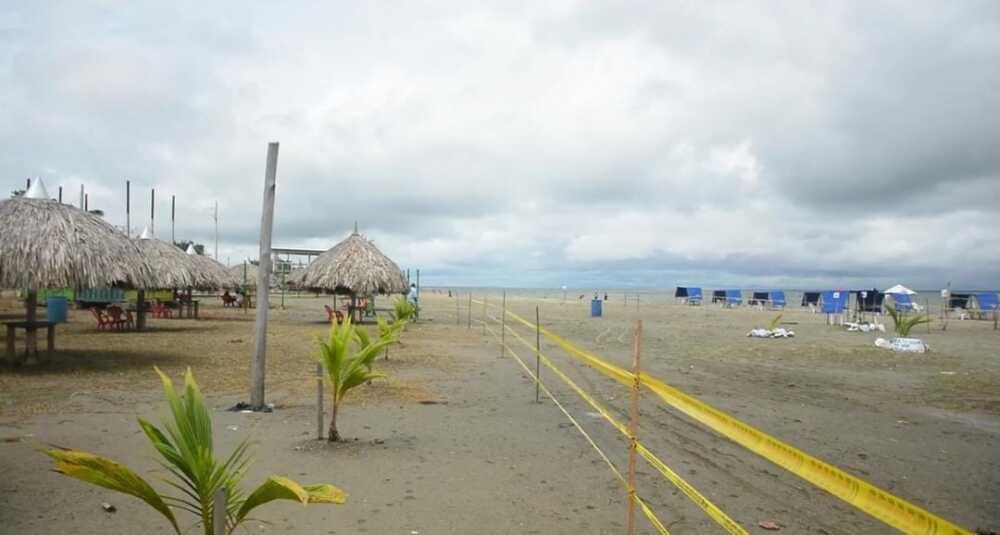 376314_BLU Radio // Reapertura de playas en Turbo // Foto: Alcaldía de Turbo