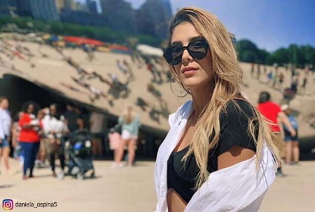 Daniela Ospina / Tomada de Instagram.