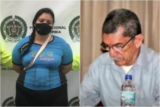 condenan a mujer por el asesinato del docente Campo Elías Galindo