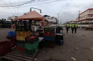Cierran galería Santa Elena en Cali ante alerta roja por propagación de COVID-19
