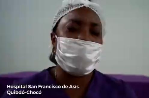 Enfermeras de Quibdó