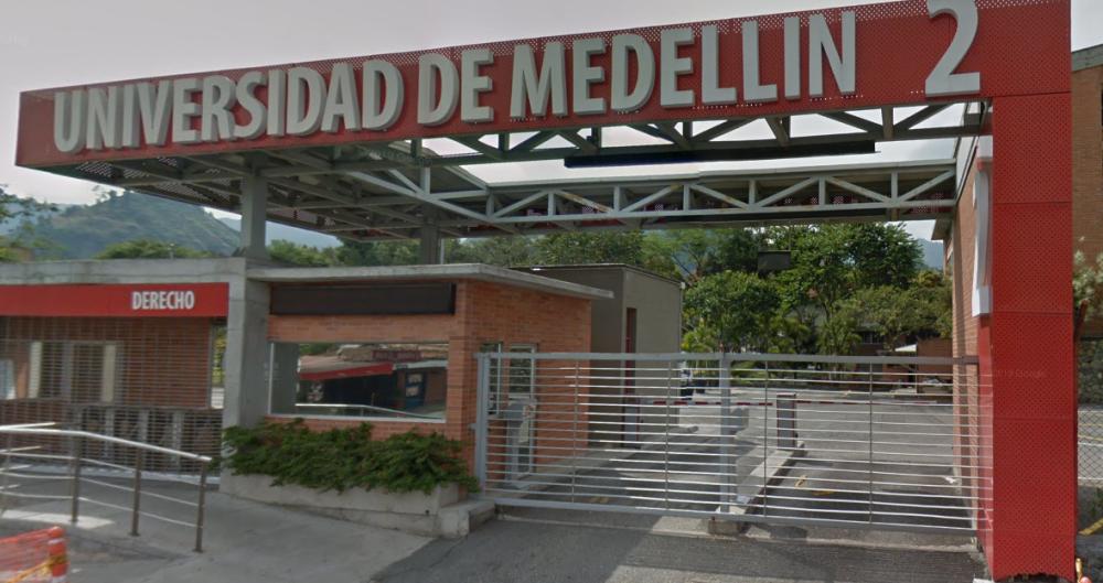 353575_Universidad de Medellín / Foto: Google Maps