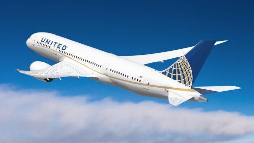 42298_Blu Radio. United Airlines / Foto: United Airlines