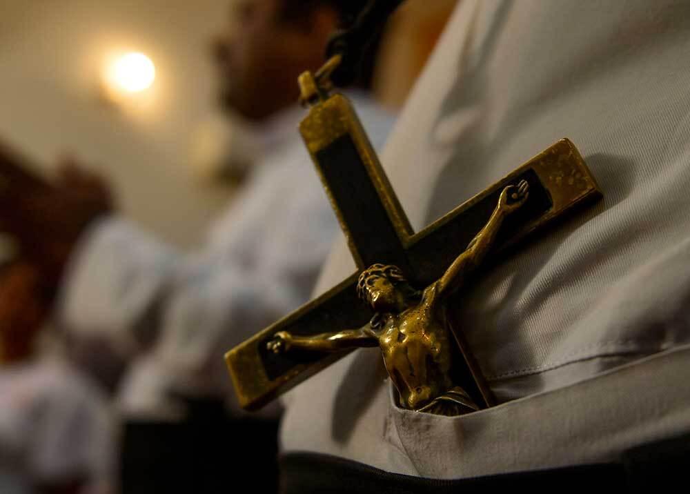 352802_Sacerdocio // Foto: AFP, imagen de referencia