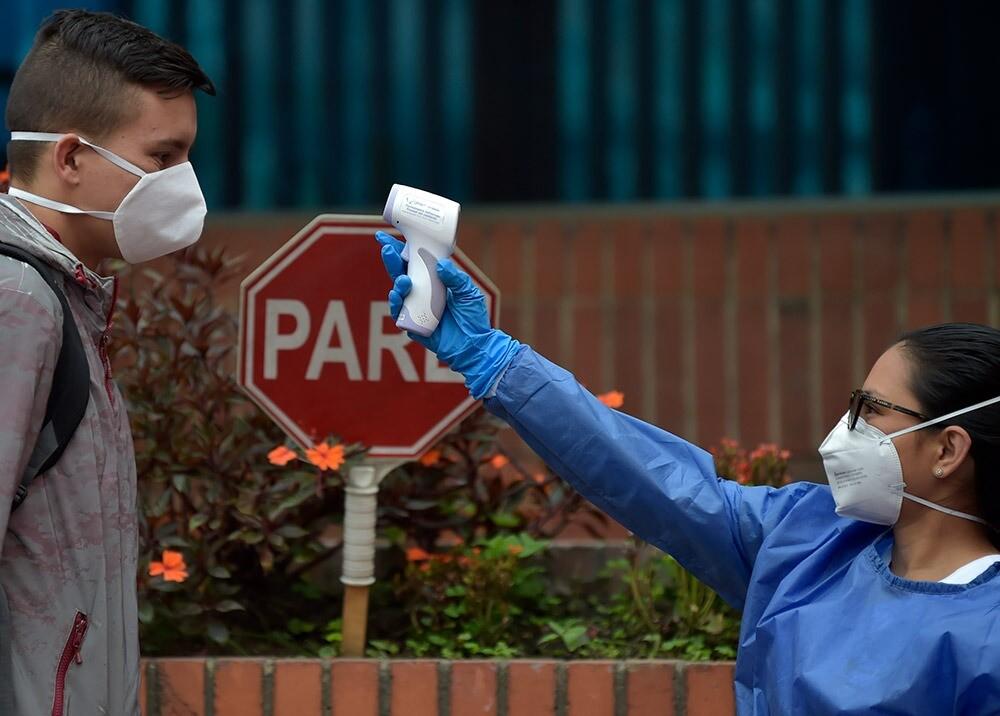 362876_Control coronavirus / Foto: AFP