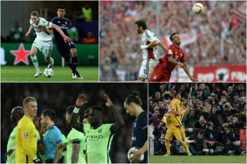 23427_Cuartos de final de la Champions League - Foto: AFP