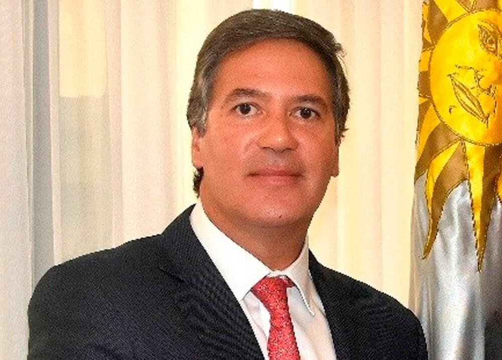 359771_Embajador Sanclemente // Foto: Cancillería