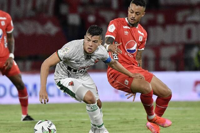 América de Cali contra Patriotas en la Liga colombiana
