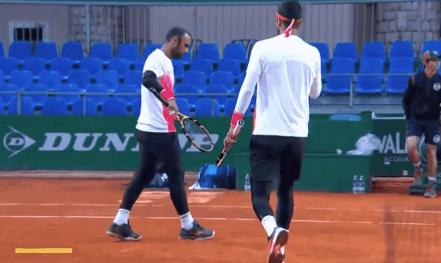 Juan Sebastián Cabal y Robert Farah clasificaron a semifinales del Masters 1000 de Montecarlo.