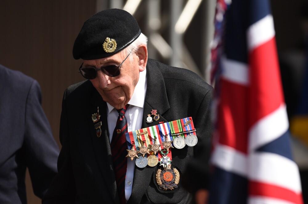 335655_Conmemoración del Día D - AFP