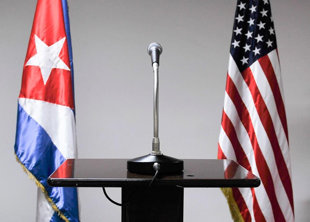 Pugna diplomática entre Cuba y Estados Unidos