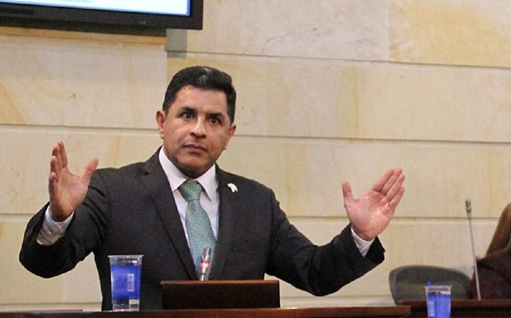 297218_BLU Radio. Jorge Iván Ospina // Foto: Senado.gov