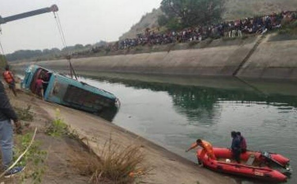 Accidente de bus en India .jpg