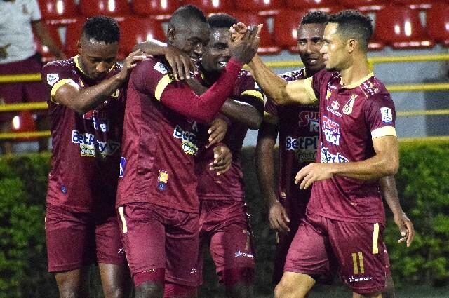 Tolima contra Millonarios, por la ida de la final de la liga colombiana
