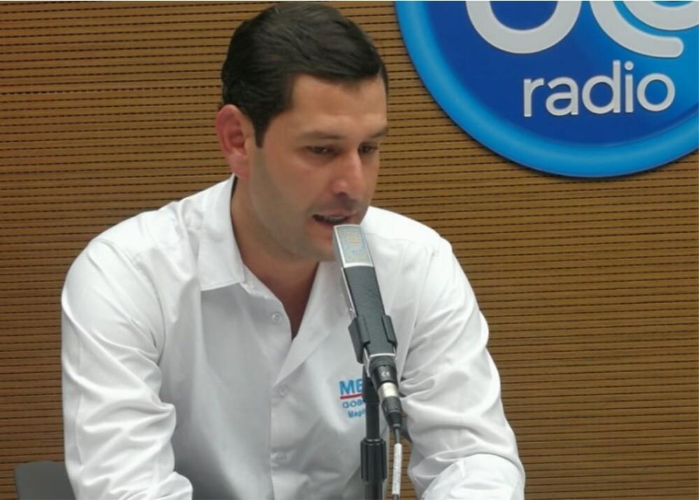 342765_BLU Radio. Luis Miguel Cotes // Foto: BLU Radio