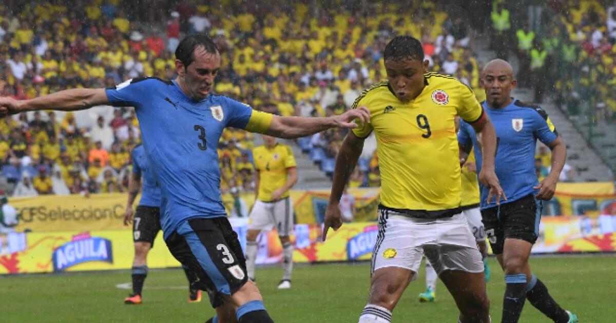Colombia vs. Uruguay: el historial en Copa América