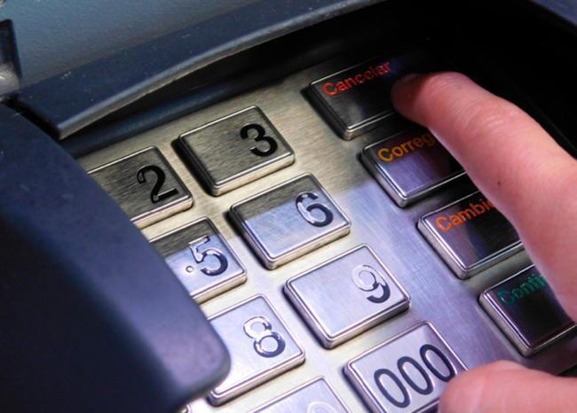364771_Cajeros automáticos. Foto: Policía