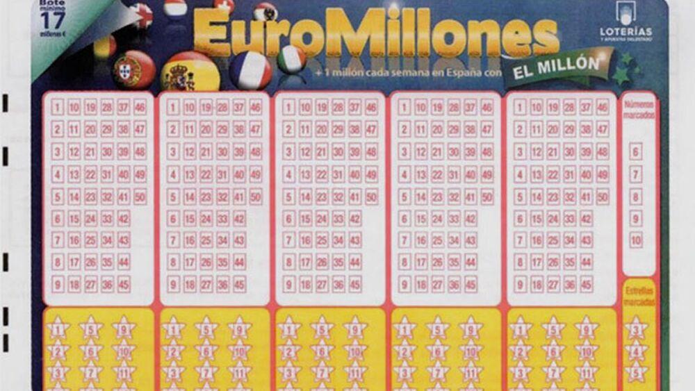 370314_Foto: Euromillones Lotería