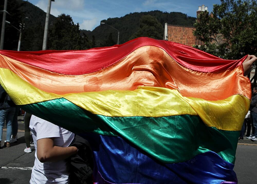 Derechos de personas LGBTI // Foto: AFP