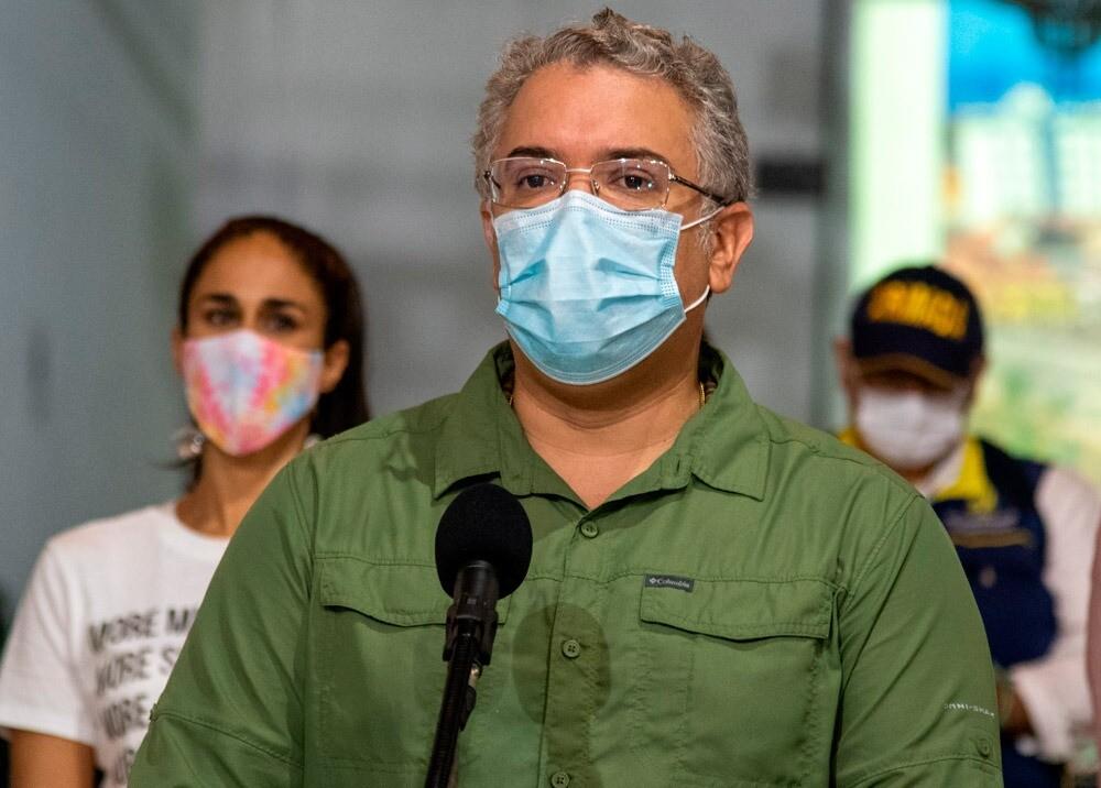 Iván Duque / Foto Presidencia
