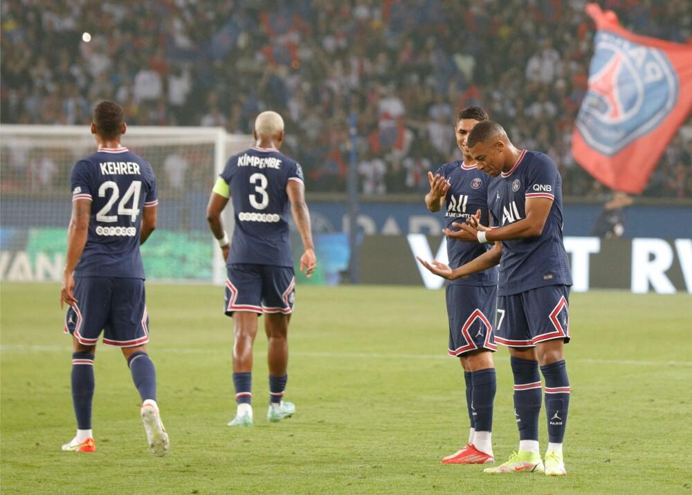 Mbappé celebrando el gol Foto_ AFP.jpg