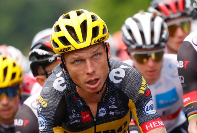 Tony Martin se retiró del Tour de Francia en la etapa 11.