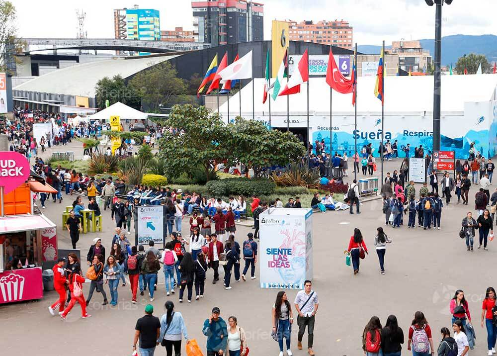 328680_Foto: Blu Radio - Feria del Libro / Feria internacional del libro
