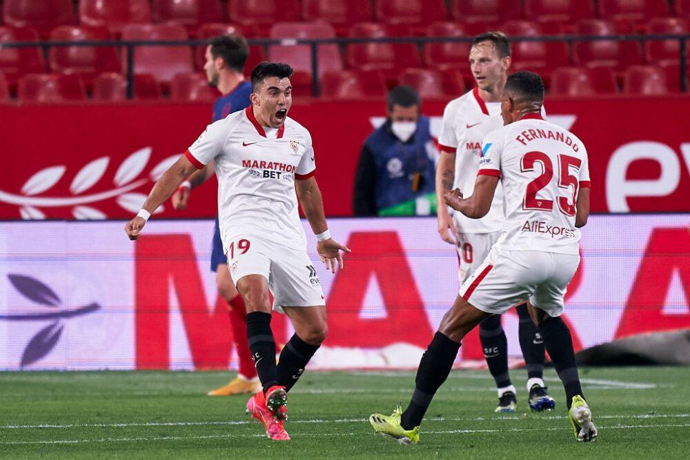 Sevilla FC v Atletico de Madrid