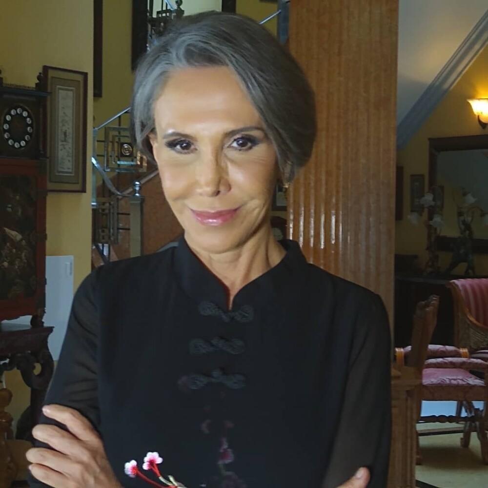 Florinda Meza, actriz.