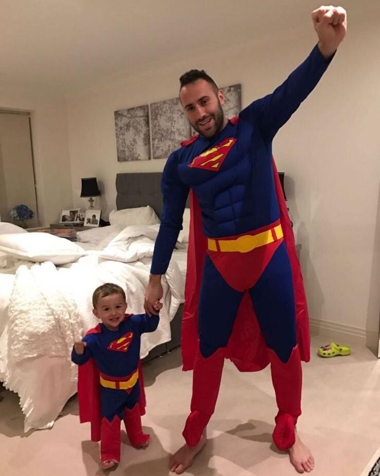 david-ospina-superman