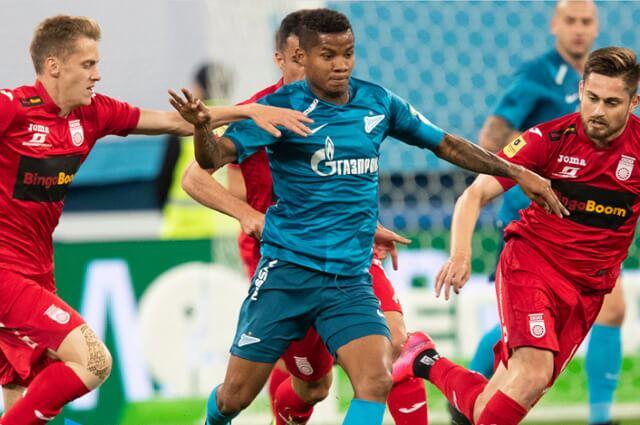 332469_Wilmar Barrios, jugador del Zenit