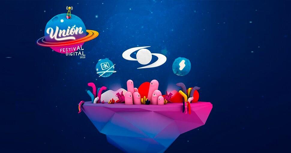 Planeta Caracol en el Unión Festival Digital