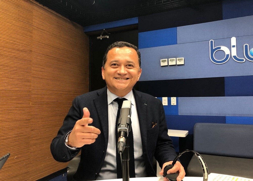 295881_BLU Radio. Yuri Buenaventura / Foto: BLU Radio