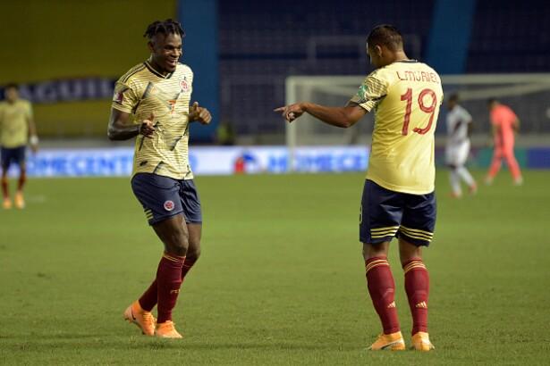 Colombia 3 vs Venezuela 0 EN VIVO: la 'tricolor' ganó en su debut contra la  'vinotinto'