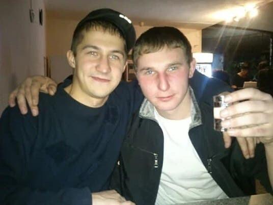 Sviridov (izquierda) y Vyacheslav (derecha) eran amigos hasta que salió a la luz el abuso