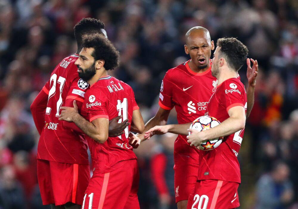 Liverpool vs. Milan