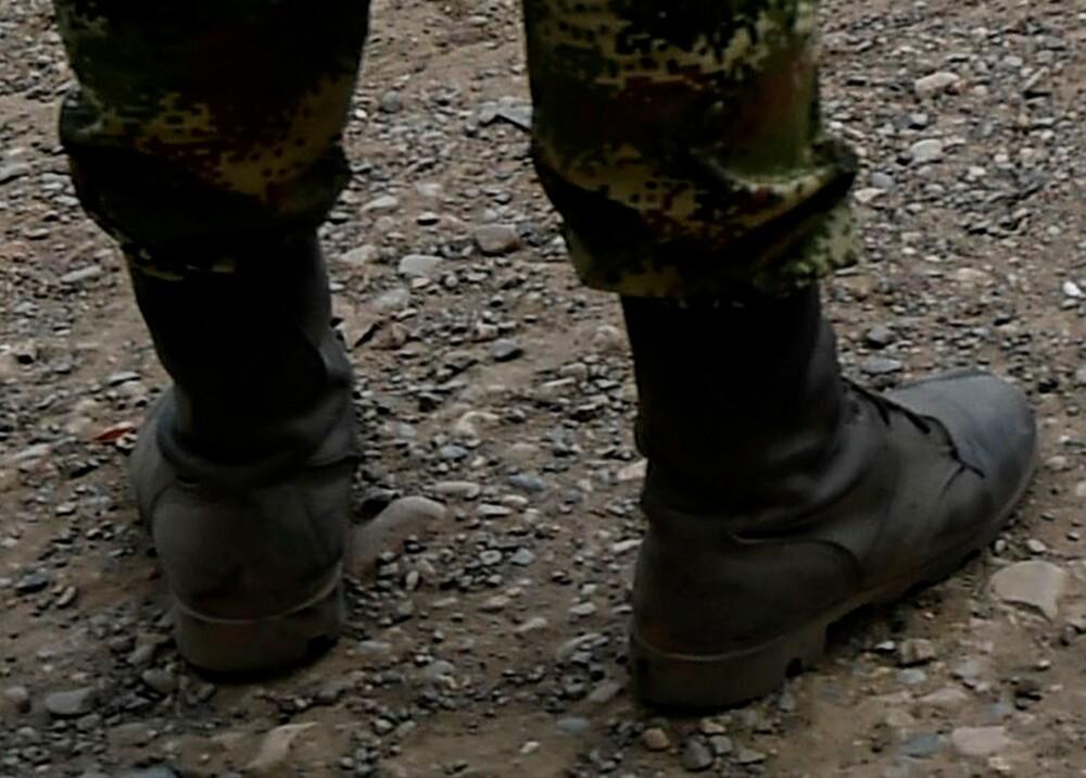 345251_BLU Radio. Militar colombiano // Foto referencia: AFP