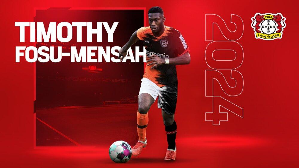 Tomothy Fosu-Mensah Leverkusen
