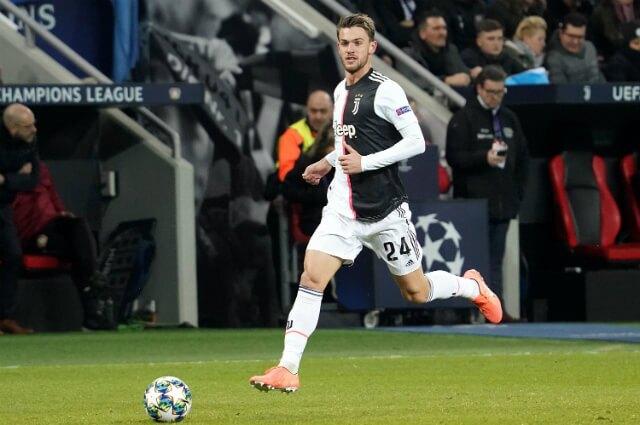 332962_Daniele Rugani, defensor de la Juventus