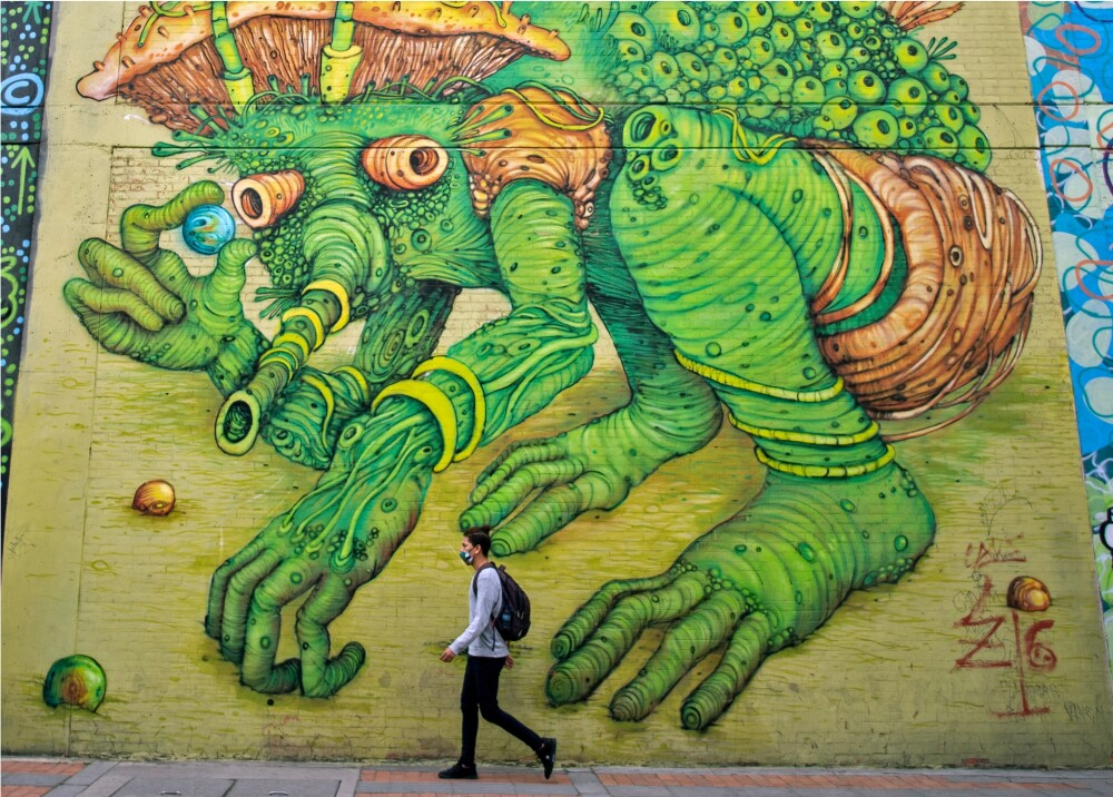 Bogotá graffiti referencia Foto AFP.jpg