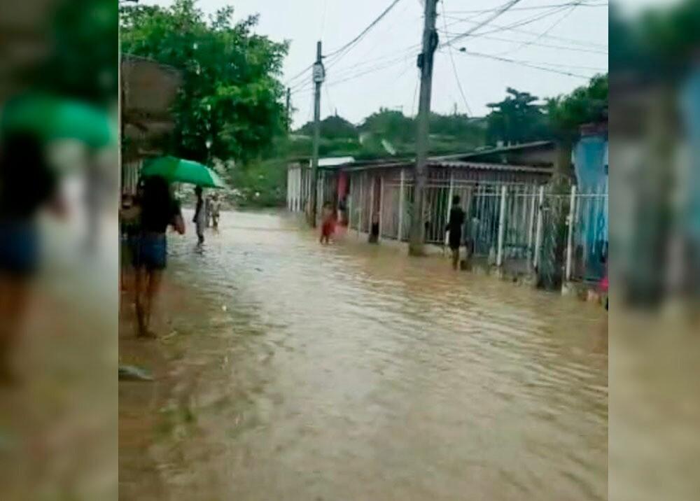 Inundaciones en Barranquilla
