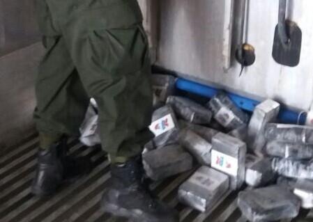 policia y dos civiles se apropiaron de tonelada de cocaina que iba ser destruida en valle del cauca.jpg