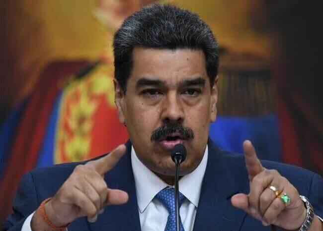 369073_Nicolás Maduro // Foto: AFP
