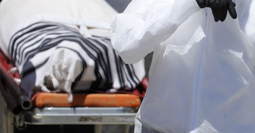 Muertos por COVID en Colombia 24 de junio de 2021